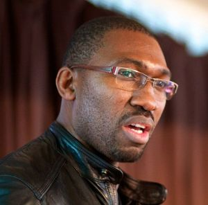 """Kwame kwei armah"" by Amplified2010 - http://www.flickr.com/photos/amplifieduk/5512299073/. Licensed under CC BY 2.0 via Wikimedia Commons."